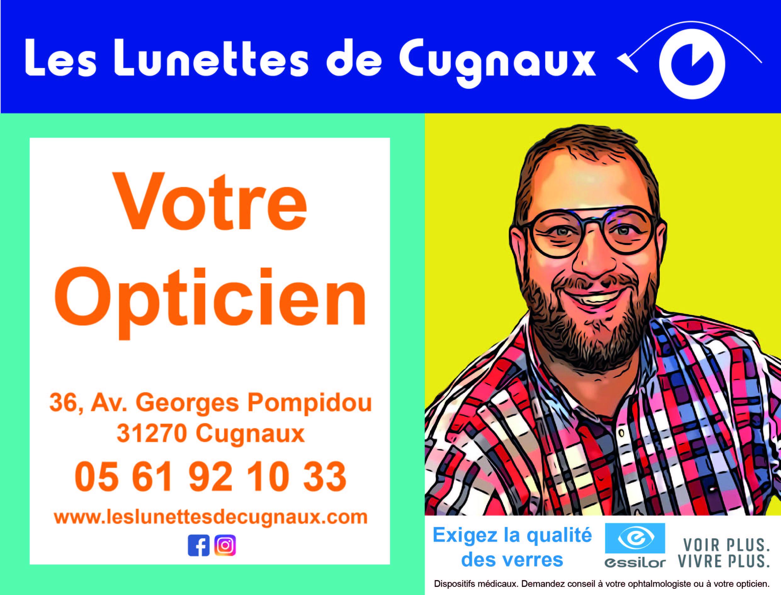 Lunettes Ma De Opticiens Vue Mes Les Cugnaux dCeoxB