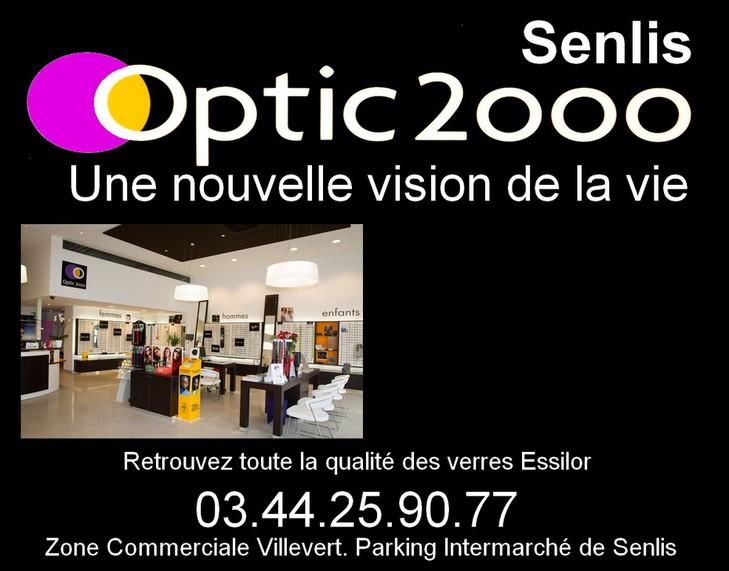 Opticiens Senlis - OPTIC CDF - OPTIC 2000 - Ma vue Mes lunettes 84f4f3f029d7