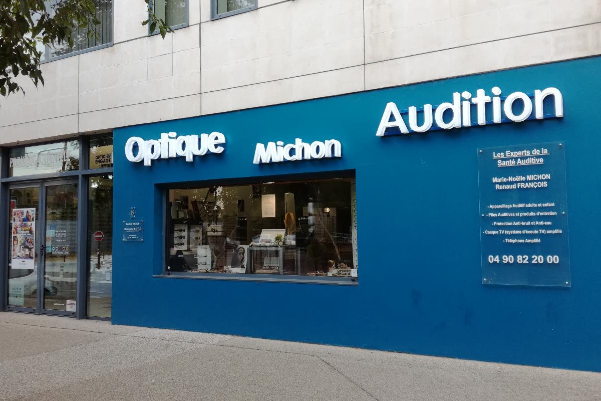 Opticiens Avignon - OPTIQUE AUDITION MICHON - Ma vue Mes lunettes 07922a10bdb7